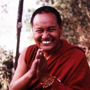 FPMT Lama Thubten Yeshe