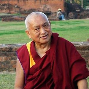 FPMT spiritual director Lama Zopa Rinpoche