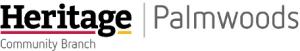 heritage community bank palmwoods logo